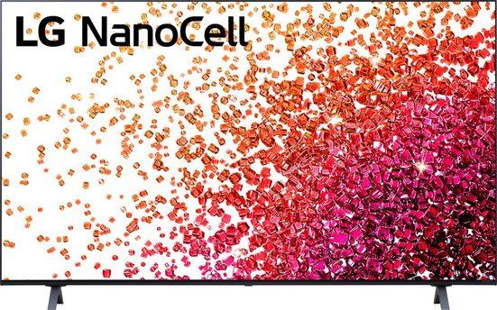 LG 55NANO759PA LCD-LED Fernseher (139 cm/55 Zoll, 4K Ultra HD, Smart-TV, NanoCell)