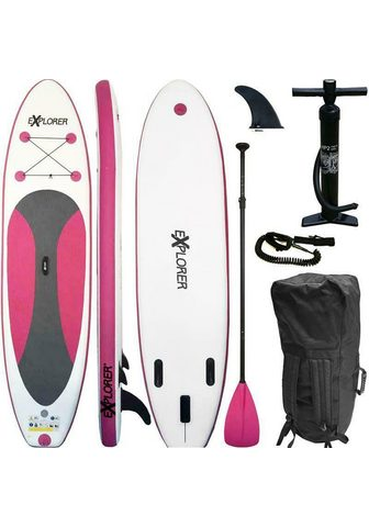 EXPLORER Inflatable SUP-Board » SUP 300 pink« (...