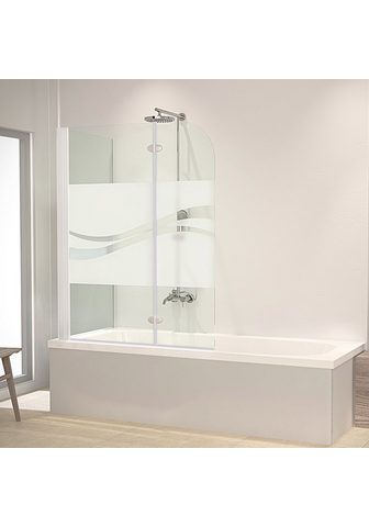 Schulte Badewannenaufsatz »Liane« Sicherheitsg...