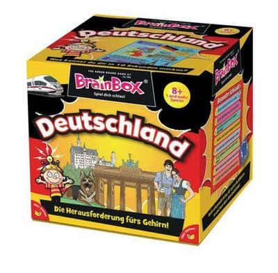 Carletto Spiel, »Brain Box - Deutschland«