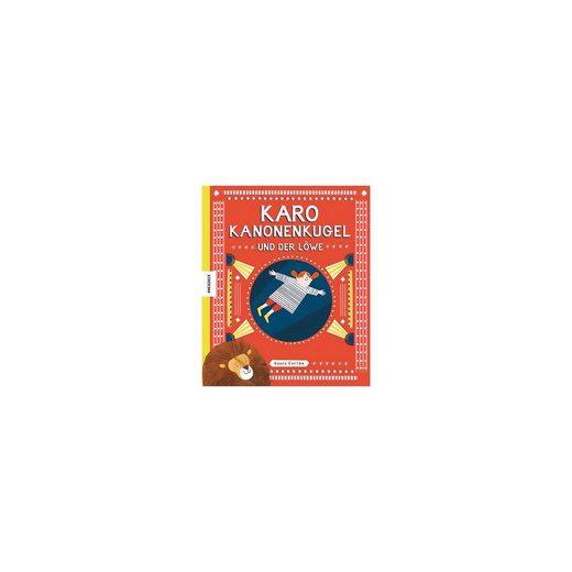 Knesebeck Verlag Karo Kanonenkugel und der Löwe