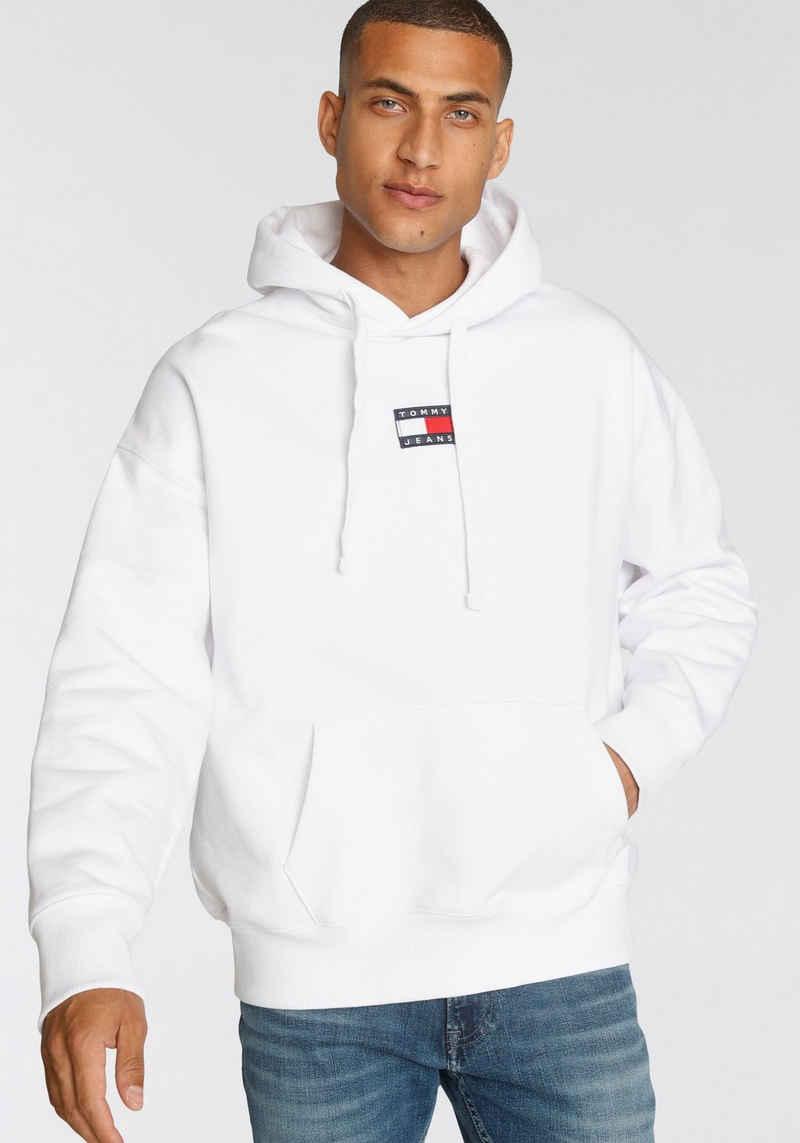 Tommy Jeans Kapuzensweatshirt »TJM TOMMY BADGE HOODIE«