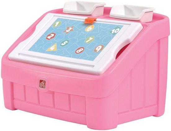 STEP2 Aufbewahrungsbox »Toy Box & Art Lid«, BxTxH: 77,5x48,3x48,3 cm