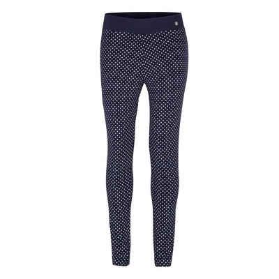 TOM TAILOR Leggings »Damen Leggings - Jerseyhose lang, Single Jersey«