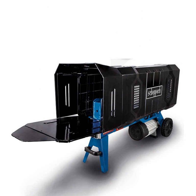 Scheppach Holzspalter »Scheppach Hydraulischer Holzspalter HL750S Brennholzspalter liegend 7 Tonnen«