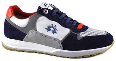 La Martina »Made in Italy« Sneaker in maritimer Farbkombi