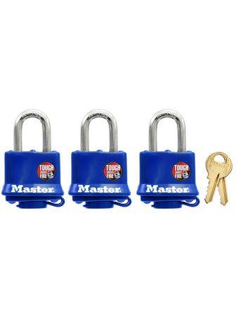 Master Lock Vorhängeschloss Sicherheitsklasse 5 (S...