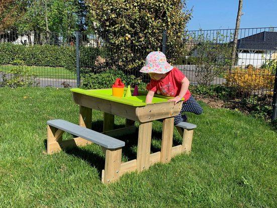 Wendi Toys Wasserspieltisch »Wendi Toys«, BxLxH: 100x80x53 cm