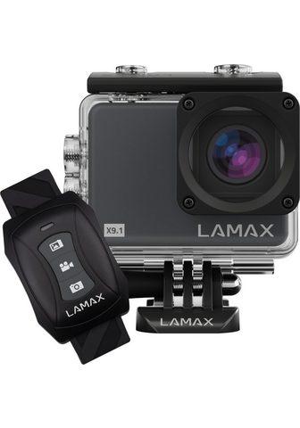LAMAX »X9.1 4K« Action Cam (mit scharfer 4K-...