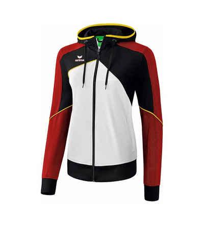 Erima Trainingsjacke »Premium One 2.0 Kapuzenjacke Damen«