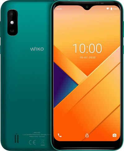 WIKO Y81 Smartphone (15,75 cm/6,2 Zoll, 32 GB Speicherplatz, 13 MP Kamera)