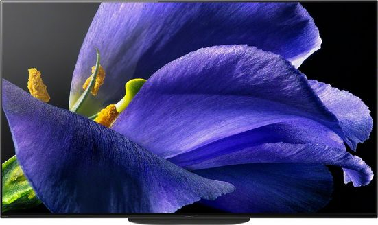 Sony KD-77AG9 OLED-Fernseher (195 cm/77 Zoll, 4K Ultra HD, Android TV, Smart-TV)