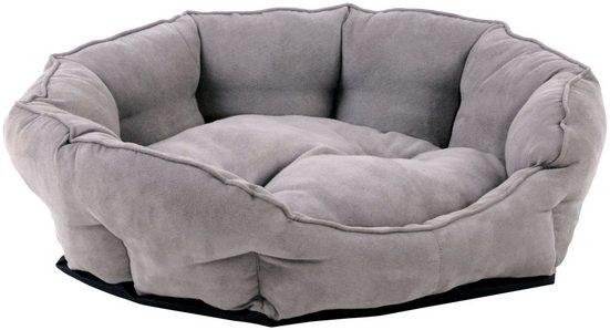 SILVIO design Tierbett »George S«, BxLxH: 38x45x18 cm, hellgrau