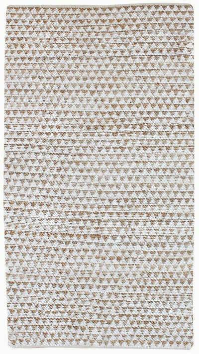 Teppich »Ewige Wüste«, KUNSTLOFT, rechteckig, Höhe 10 mm, handgefertigter Läufer aus robusten Material