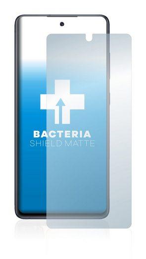 upscreen Schutzfolie »für Samsung Galaxy S20 FE«, Folie Schutzfolie matt entspiegelt antibakteriell