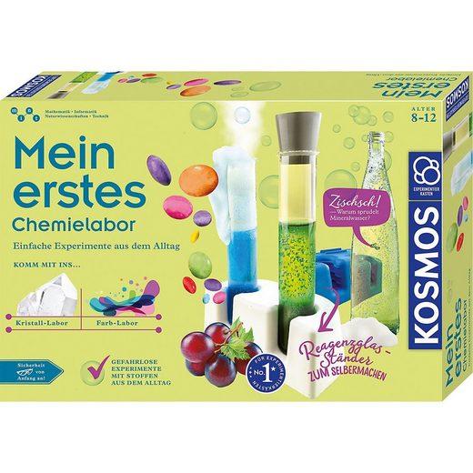 Kosmos Lernspielzeug »Mein erstes Chemielabor«