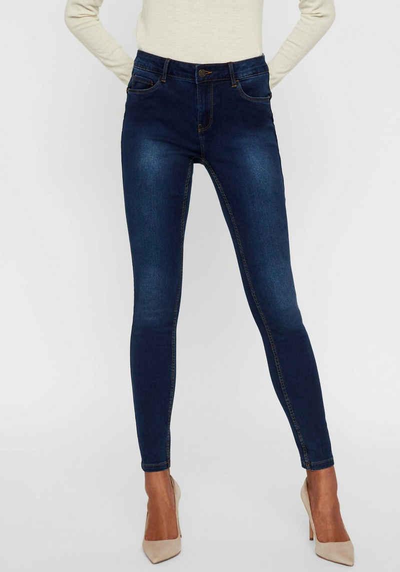 Vero Moda Skinny-fit-Jeans »VMSEVEN MR S SHAPE UP«