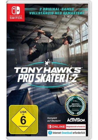 Activision Tony Hawk's Pro Skater 1+2 Nintendo Sw...
