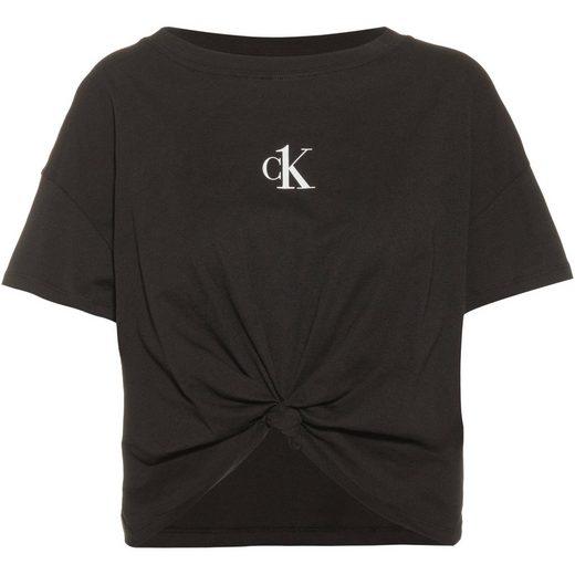 Calvin Klein Crop-Top