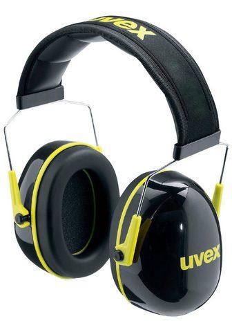 Uvex Kapselgehörschutz »K2« gelb