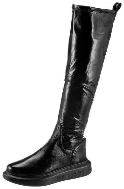 LOVE MOSCHINO Stiefel mit herausnehmbarer Innensohle