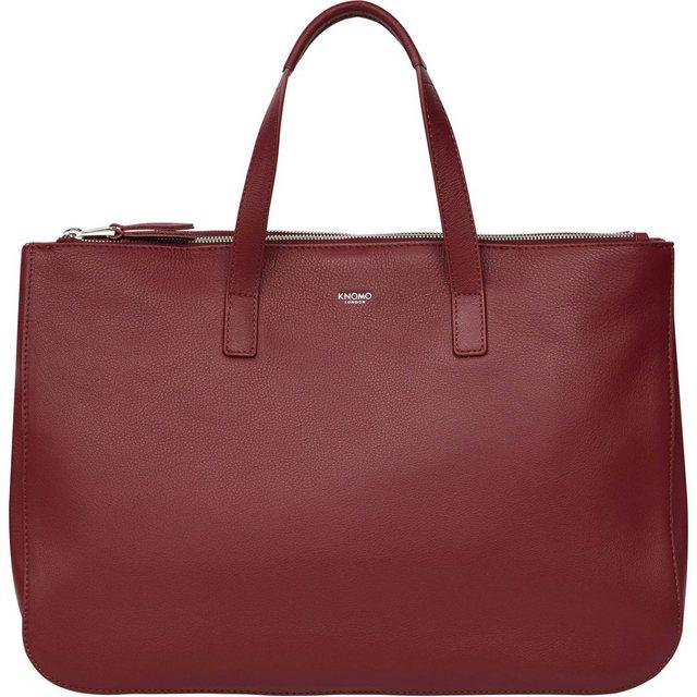 Knomo Henkeltasche »Mayfair LuxeMayfair Luxe«, Leder | Taschen > Handtaschen > Henkeltaschen | Knomo