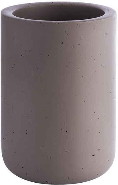 APS Weinkühler Element, aus Beton gefertigt, für Flaschen und Getränke mit einem max. Innendurchmesser von 9,5 cm