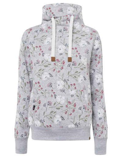 ROADSIGN australia Sweatshirt »Botanic Gardens« (1-tlg) mit floralem Allovermuster