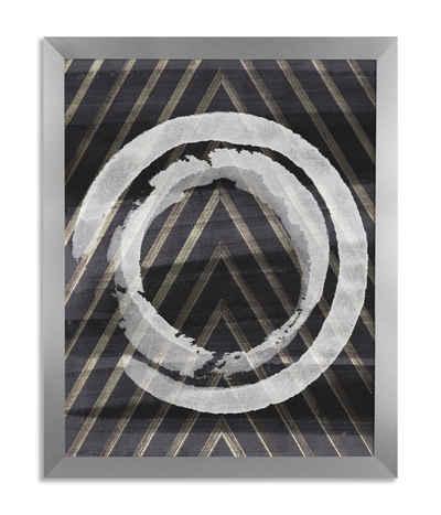 BIRAPA Einzelrahmen »Bern Bilderrahmen«, (1 Stück), 20x30 cm, Alu Gebürstet, MDF