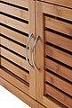 Küchenrollwagen »Bambus«, 62 x 36 x 88 cm, Bild 4