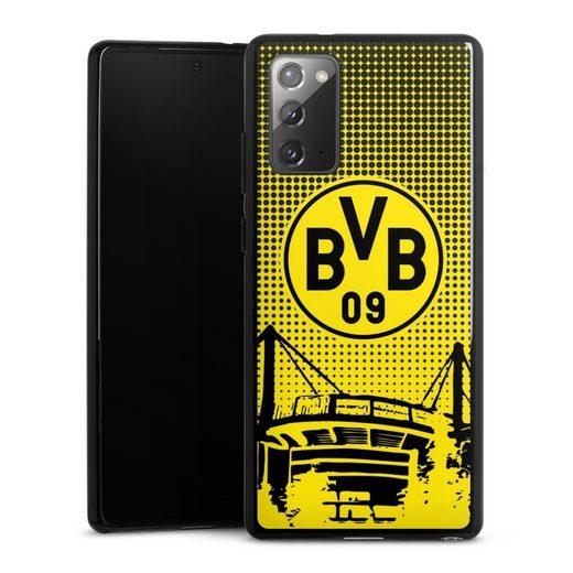 DeinDesign Handyhülle »BVB Dots« Samsung Galaxy Note 20, Hülle Stadion BVB Borussia Dortmund
