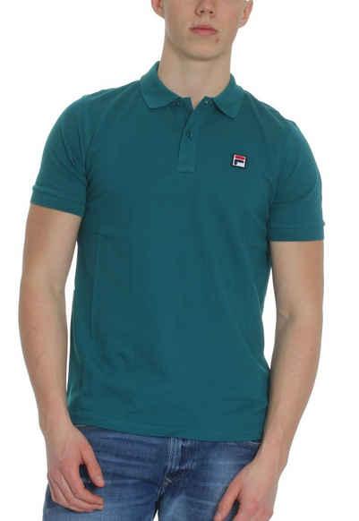 Fila Poloshirt »Fila Polo Herren EDGAR POLO SS 682394 A109 Grün Shaded Spruce«