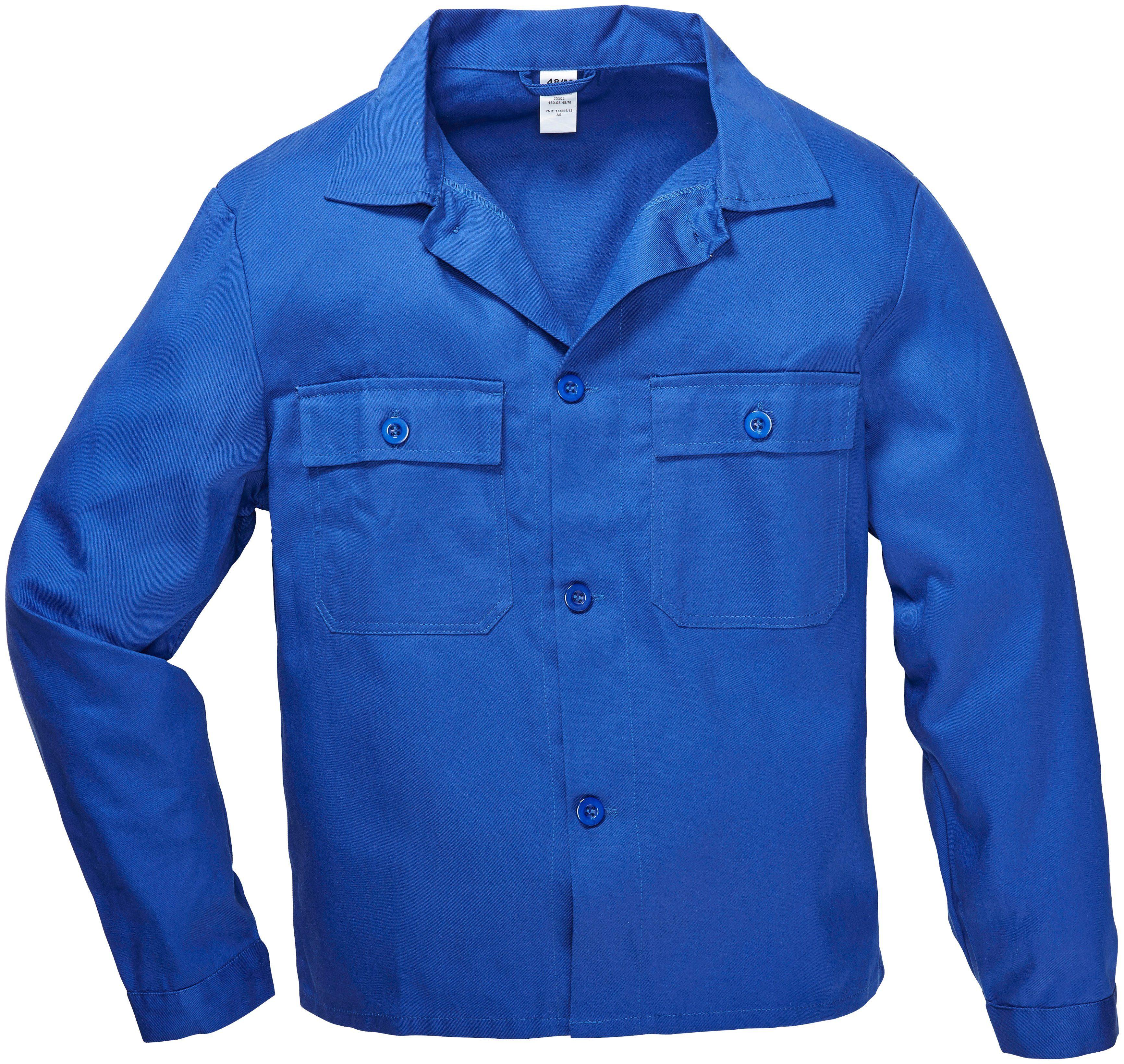 Kübler IDENTIQ cotton Jacke Arbeitsjacke Berufsjacke Herren Workwear Bundjacke