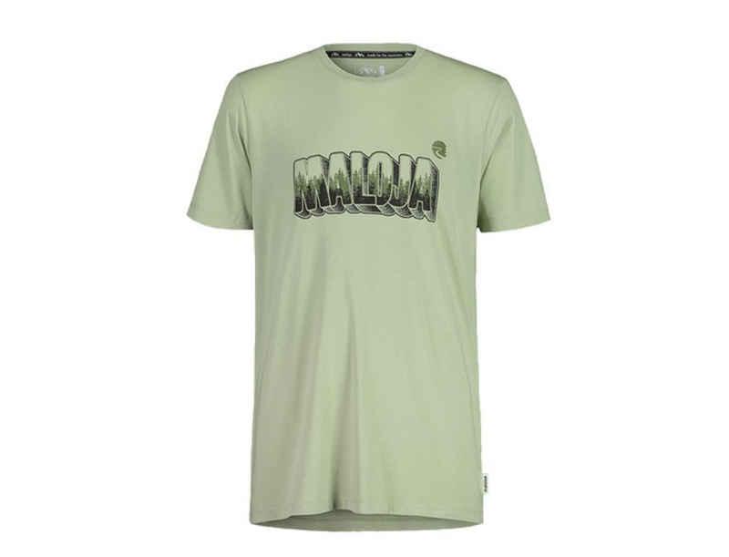 Maloja T-Shirt »Maloja Herren Shirt AlpensalamanderM glade«