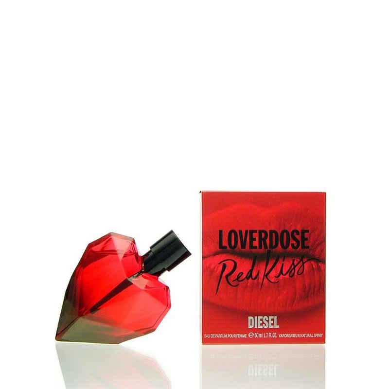 Diesel Eau de Parfum »Diesel Loverdose Red Kiss Eau de Parfum 50 ml«