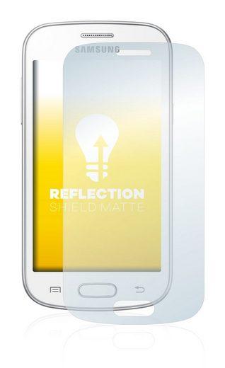 upscreen Schutzfolie »für Samsung Galaxy Trend II Duos S7572«, Folie Schutzfolie matt entspiegelt