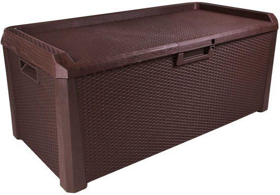 ONDIS24 Auflagenbox »Santo«, 147 x 71 x 63, 550 Liter, Kunststoff