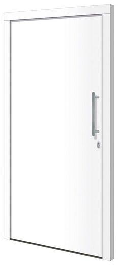 RORO Türen & Fenster Haustür »Otto 1«, BxH: 110x210 cm, weiß, ohne Griff