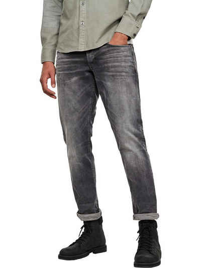 G-Star RAW Tapered-fit-Jeans »3301 Tapered Jeans« Jeanshose mit Stretch