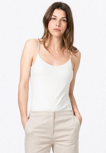 HALLHUBER Shirttop »aus Bio-Baumwolle«