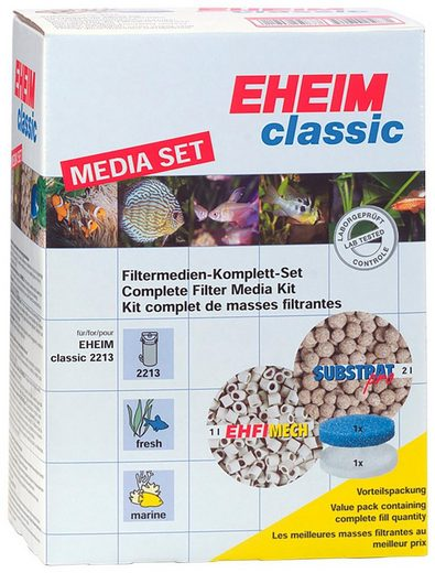 EHEIM Set: Filtermedium »MEDIA SET classic 250«, 3 tlg.