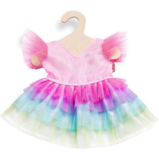 "Heless Puppenkleidung »Kleid ""Regenbogenfee"", Gr. 35-45 cm«"