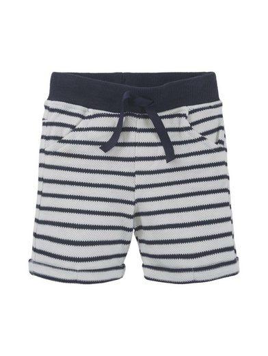 TOM TAILOR Chinohose »Gestreifte Bermuda-Shorts«