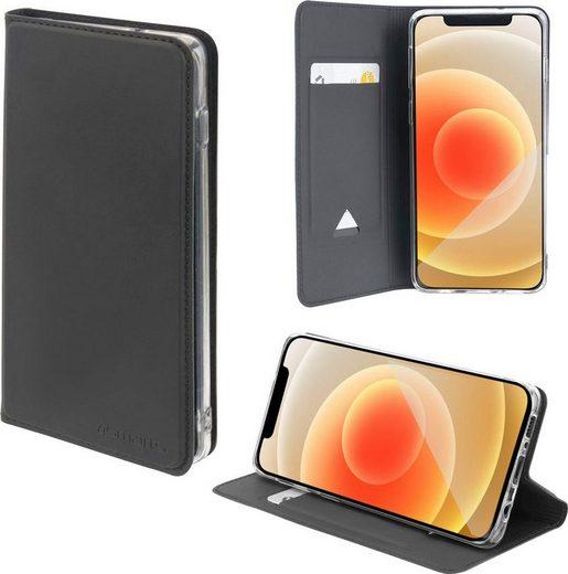 4smarts Smartphone-Mappe »Flip-Tasche URBAN Lite für Apple iPhone 12 Pro Max« iPhone 12 Pro Max, mit Aussparungen für alle Bedienelemente, Anschlüsse und die Kamera