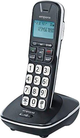 Emporia »GD61« Schnurloses DECT-Telefon (Mobilteile: 1)