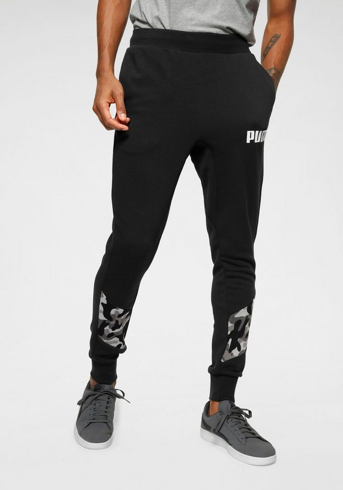 puma -  Jogginghose »Rebel CAMO Pants«