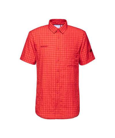Mammut Kurzarmhemd »Lenni Shirt Men«