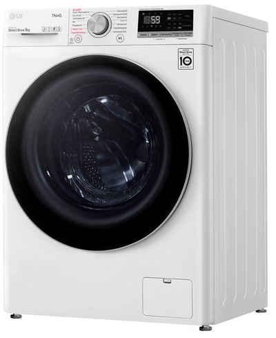 LG Waschmaschine F4WV609S1A, 9 kg, 1400 U/min