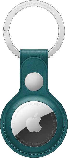 Apple Schlüsselanhänger »Air Tag Leather Key«