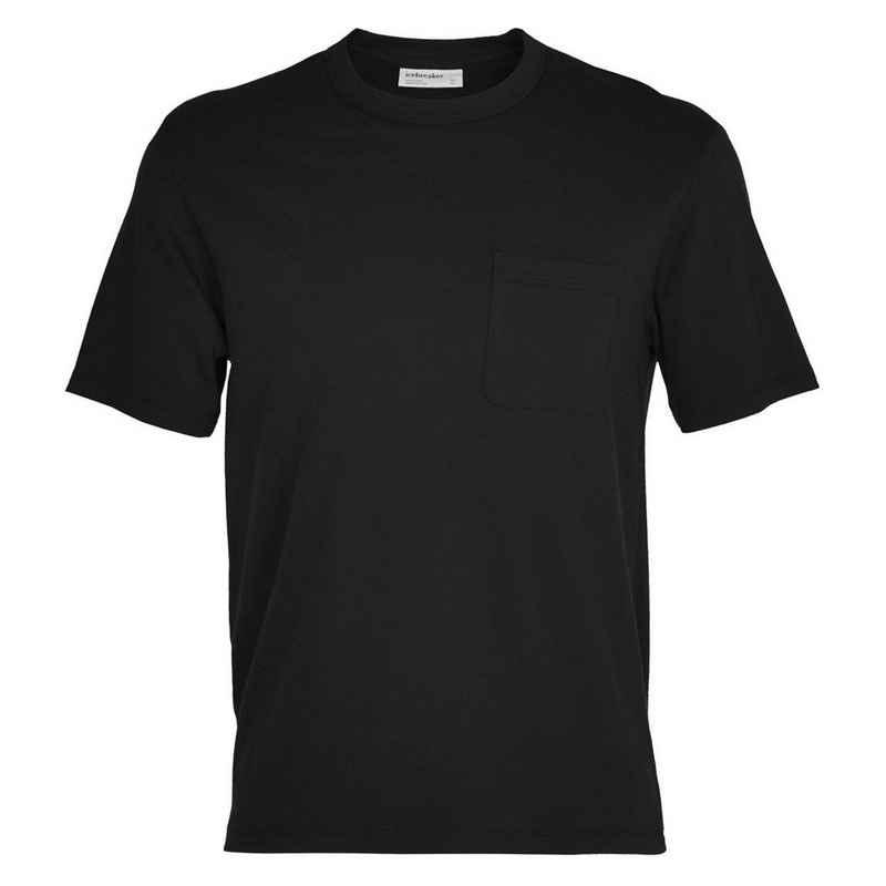 Icebreaker Kurzarmshirt »Herren T-Shirt Rye Lane Pocket«